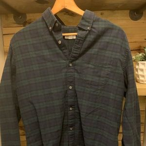 Gap Stretch Oxford Shirt